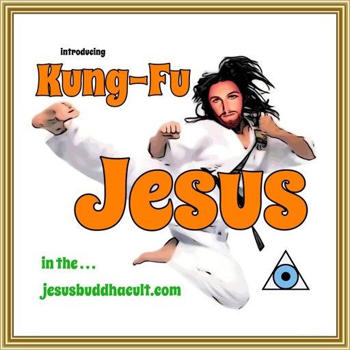 Jeevism - Kung-Fu-Jesus